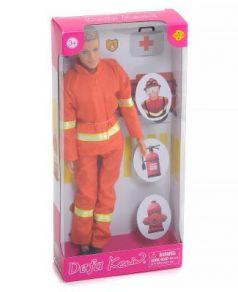 Кукла Defa Пожарный
