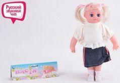 Кукла на бат. звук. эффект., в/п 21,5*35*9 см