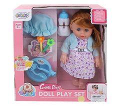 Игровой набор Любимая Кукла со звуком