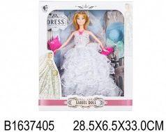 Игровой набор Барби Кукла с аксессуарами