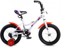 """Велосипед Navigator Bingo 14"""" белый ВМ14181"""