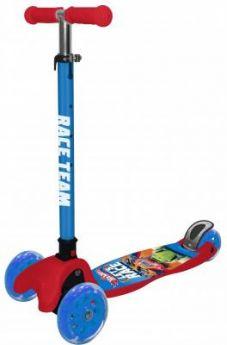 Самокат Hot Wheels (Mattel) Т14761 120/80 мм разноцветный
