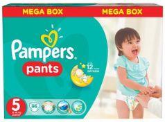 Подгузники-трусики КОМПЛЕКТ 96 шт. PAMPERS (Памперс) Active Baby Pants, размер 5 (12-18 кг)