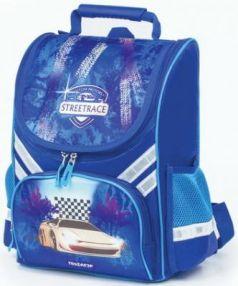 Ранец для учеников начальной школы ПИФАГОР, Стритрейс, 36х28х15 см, 227934