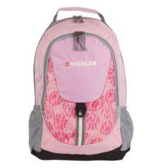Рюкзак водонепроницаемый WENGER универсальный 20 л розовый