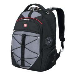 Рюкзак дышащая спинка WENGER Рюкзак универсальный 30 л черный серый