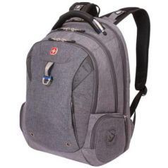Рюкзак эргономический WENGER универсальный 31 л серый