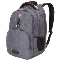 Рюкзак с отделением для ноутбука WENGER универсальный 31 л серый