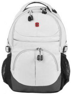Рюкзак светоотражающие материалы WENGER универсальный 22 л светло-серый WGR3001