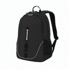 Рюкзак светоотражающие материалы WENGER универсальный 26 л черный