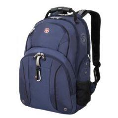 Рюкзак с отделением для ноутбука WENGER универсальный 26 л сине-черный