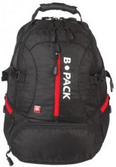 Рюкзак с отделением для ноутбука B-PACK S-03 38 л черный