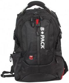 Рюкзак с отделением для ноутбука B-PACK S-08 40 л черный