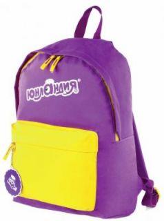 Рюкзак ручка для переноски ЮНЛАНДИЯ Рюкзак 16 л фиолетовый