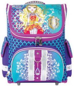 Ранец жесткокаркасный ERICH KRAUSE для начальной школы, девочка, EverAfterHigh, 20 литров, 36х27х20 см, 42277