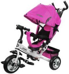 """Велосипед Moby Kids Comfort 10""""/8"""" розовый"""