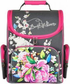 Ранец ручка для переноски Silwerhof Flowers рисунок
