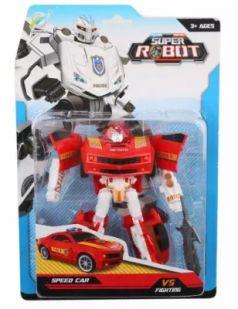 Трансформер Робот-машина, оружие, блистер, в ассортименте