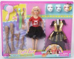 Кукла Defa Lucy Маскарад, 14 аксесс.,  в ассорт., кор.