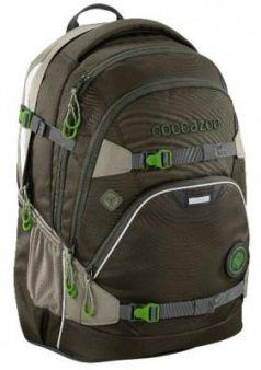 Рюкзак светоотражающие материалы Coocazoo ScaleRale Woodsman 30 л темно-зеленый