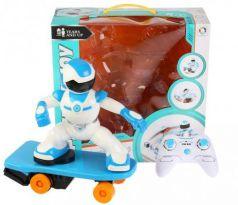 Игрушка Shantou Gepai Робот 32 см на радиоуправлении двигающийся