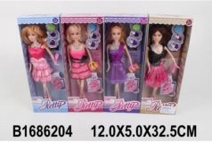 Игровой набор Shantou Кукла 29 см