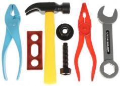 Игровой набор Shantou Строительные инструменты 7 предметов