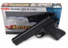 Оружие Наша Игрушка Пистолет черный