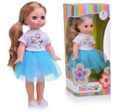 Кукла ВЕСНА Эля 30.5 см закрывает глаза