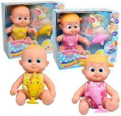 Пупс Bouncin Babies Кукла 35 см плавающая