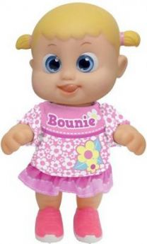 Игрушка Bouncin Babies Кукла Бони 16 см шагающая, кор.
