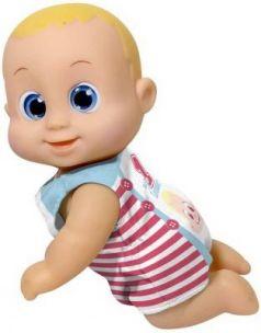 Игрушка Bouncin Babies Кукла Баниэль 16 см ползущая, кор.