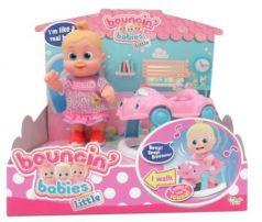 Игрушка Bouncin Babies Кукла Бони 16 см ходячая