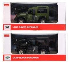Машинка на радиоуправлении RASTAR land rover defender пластик в ассортименте