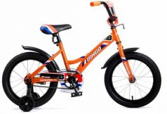 """Велосипед Navigator BINGO 16"""" оранжевый"""