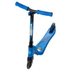 Самокат MAXISCOO С1 125 мм синий