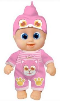 Кукла Bouncin Babies Кукла Бони пьет и писает 16 см пьющая писающая