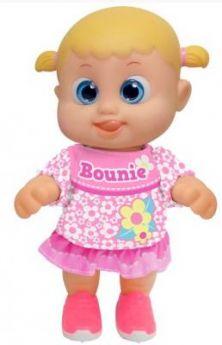 Кукла Bouncin Babies Бони 16 см ходячая со звуком