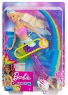 Кукла Barbie (Mattel) Сверкающая русалочка светящаяся
