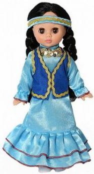 Кукла ВЕСНА В3205 Эля в башкирском костюме