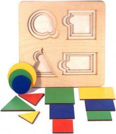Доска развивающая Нескучные игры Геометрия