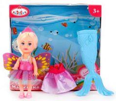 Кукла Карапуз Машенька 12 см