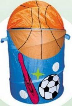 """Корзина для игрушек """"Мячик"""", 45*50 см"""