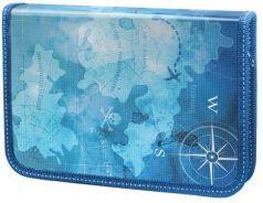 Пенал на одно отделение BRAUBERG Карта сокровищ