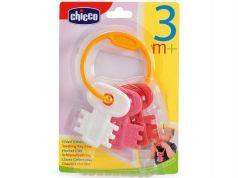 Погремушка Chicco Ключи на кольце 77200