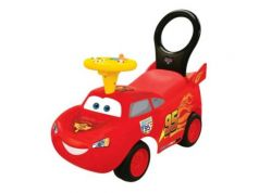 Каталка-машинка Kiddieland Молния Маккуин красный от 1 года пластик 043067