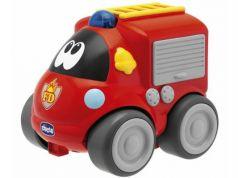 Пожарная машина на радиоуправлении Chicco Пожарная машина пластик от 1 года красный 69025