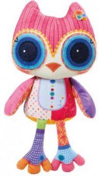 Кукла Zapf Creation Плюшевая сова 38 см мягкая 107104 в ассортименте
