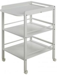 Стол для пеленания Geuther Clarissa (белый)