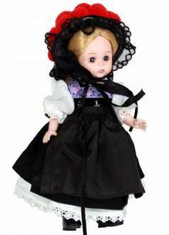 Кукла Madam Alexander Девочка из Германии 20 см 64495
